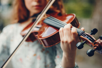 Скрипка для начинающих